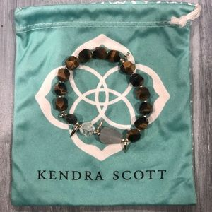 Kendra Scott Sadie Bracelet in Tiger's Eye
